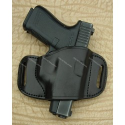 Belt Slide Auto Gun holster